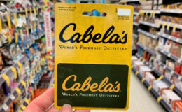 Rite Aid Shoppers - Save Up To $16 on Cabela's or Bass Pro Shop Gift Cards!