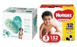 Diaper Deal at Target: Stacked Promos!