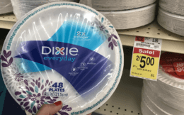 Dixie Plates Just $1.00 at Acme!