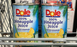 Better Than FREE Dole Canned Pineapple Juice at ShopRite! {6/30-Ibotta Rebate}