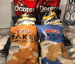 Doritos, Smartfood, or Frito-Lay Baked Snacks Only $0.94 at Stop & Shop
