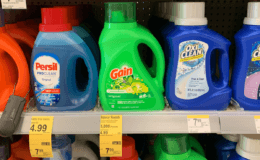 Gain Liquid Laundry Detergent & Flings Just $2.99 at Walgreens!