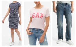 Gap Factory: Great Gap Sale Up to 75% off + an Extra 20% off!