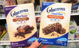 Glucerna Mini Treats and Snack Bars as Low as $0.46 at CVS! {Reg. $5.79}