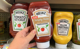 Save $1 on HEINZ Simply Tomato, Organic, No Sugar Added, or No Salt Added Ketchup - $0.98 at Walmart & More