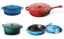 Hot Deal on Enameled Cast Iron Cookware from Cuisinart on Amazon!