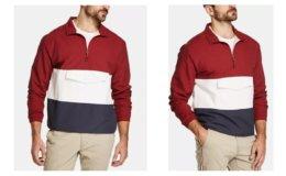 1f07ccef914e4 Weatherproof Vintage Men's Colorblocked Anorak Jacket $13.96 (Reg.$79.50)  at Macy's!