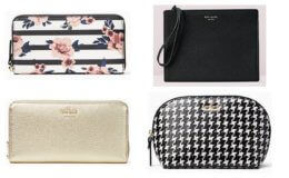 The Big Sale! Up to 60% Off at Kate Spade - Sam Medium Wristlet $37.20 (Reg. $88)