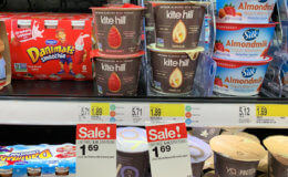 $0.69 Kite Hill Almond Milk Yogurt Cups at Target!