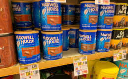 Maxwell House Ground Coffee Just $1.99! {No Coupons Needed}