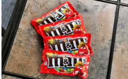 M&M's Single Serve Candies Just $0.50 at Rite Aid!