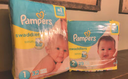 Pampers Swaddlers and Pampers Pure Protection Diapers as Low as $0.99 at CVS! {Ibotta Rebate}