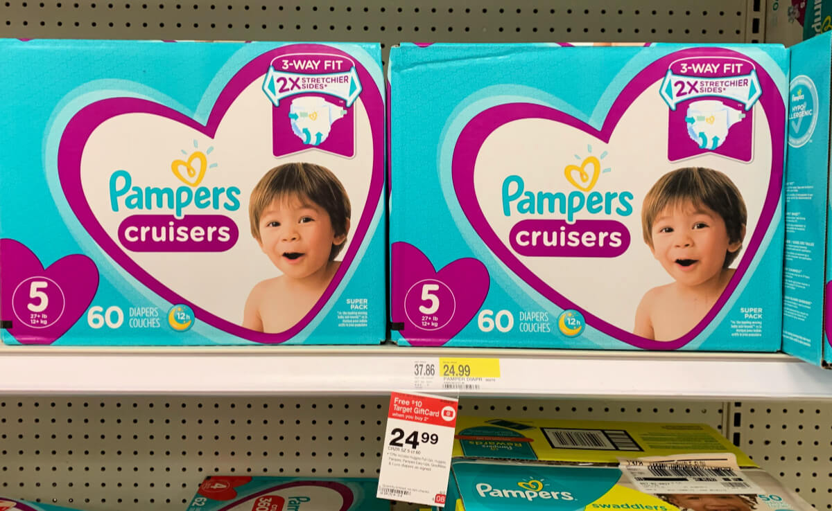 pampers coupons target 2019