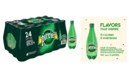 Stock Up Price + Coupon: Perrier Carbonated Mineral Water on Amazon!