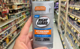 2 FREE Right Guard or Dry Idea Deodorant at Rite Aid! {Sunday 6/22 Only}