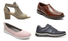 Hot! Men's and Women's Rockport Already Reduced Summer Shoes Extra 40% Off + Free Shipping!