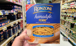 FREE  Ronzoni Homestyle Pasta at Walmart! {Ibotta Rebate}