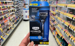 Save $4 on Schick Men's Hydro or Titanium + Great Deals at Rite Aid, Target & More