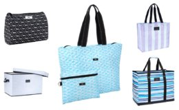 Up to 50% off Scout Bags at Zulily! Swimfan Plus 1 Tote & Pouch Set $21.99 (Reg.$45)
