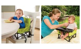 Hot Price on Summer Infant Pop and Sit Portable Booster 24% Off!