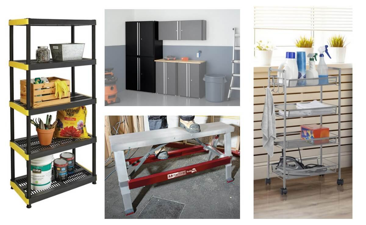 Up to 25% off Select Garage Storage at Home Depot |Living ...