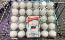ShopRite Brand Large White Eggs 2.5 dozen Just $1.77! {No Coupons Needed}