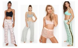 Today Only! $10 Sleep Bottoms at Victoria's Secret