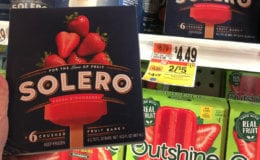 Instant Savings Deal - Solero Fruit Bars and Bomb Pops as Low as $0.75 Plus More Deals at Stop & Shop {Rebate}