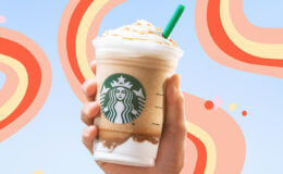 FREE Starbucks Frapp or Espresso Drink When You Buy One! {Today starting at 3pm!}
