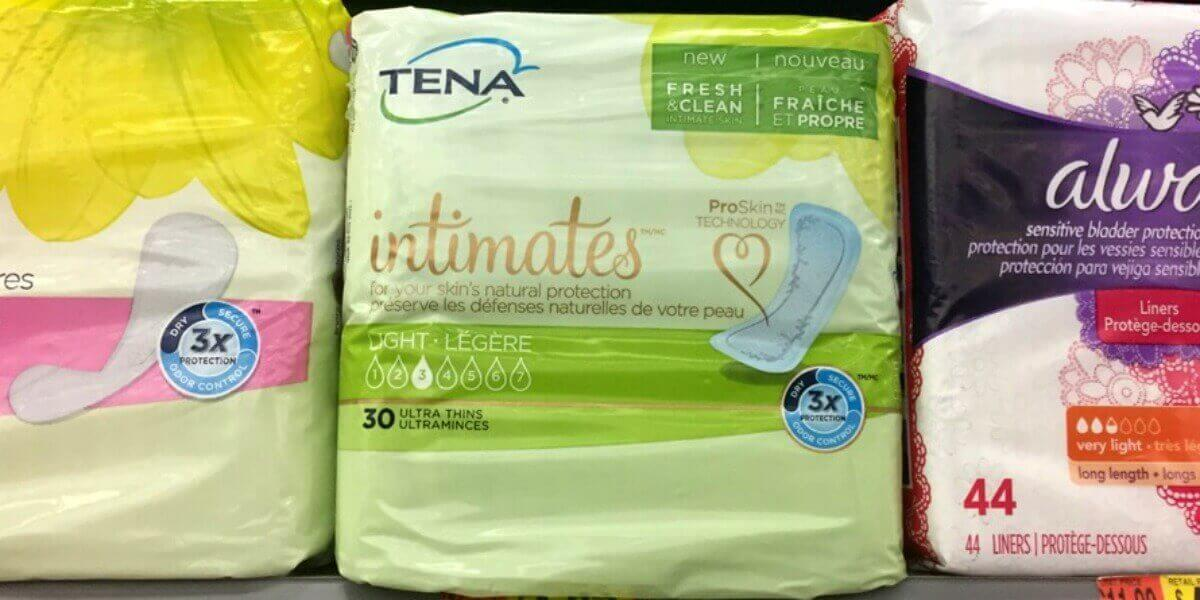2 FREE Tena Intimates Pads ShopRite! {9/8- Rebate}Living