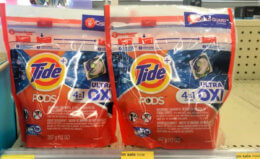 $2.99 Tide Pods at Rite Aid!