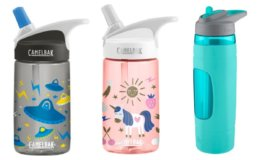 Target: 20% off Select Reusable Water Bottles!