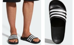 Extra 30% Off at adidas - Duramo Slides $7 (Reg. $20) + Free Shipping!