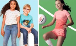 Save $10 on $40 Purchase of Kids' 4-16 Clothing, Shoes & Accessories at Target