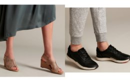 Clark's Shoes Summer Clearance: Extra 40% Off Kid's, Men's, & Women's