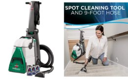 30% Off Bissell Big Green Professional Carpet Cleaner Machine