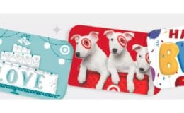 Target Deal Days: 5% off Target Mobile & Email Gift Cards