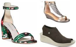 Today Only! 65-75% Off Select Women's Shoes at Macy's - Sperry, Naturalizer, Alfani, & More!