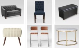 50% Off Select Target Furniture + Extra 15% Off - Stools, Tables and More!