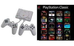 Sony - PlayStation Classic Console $19.99 (Reg. $59.99)