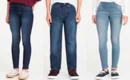 Old Navy Today Only! Kid's Jeans $6