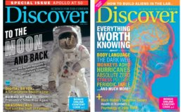 Discover Science Magazine For Just $14.95 per Year!
