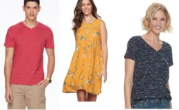 Stacking Deals at Kohl's! 30% Off Everything PLUS Extra 25% Off Tanks, Swimwear, Sandals, Shorts, Towels