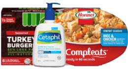 Today's Top New Coupons - Save on Cetaphil, Annie's, Biotrue & More