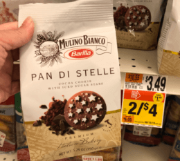 Mulino Bianco Cookies only $1 at Stop & Shop