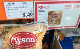 Costco: Hot Deal on Tyson Crispy Chicken Strips