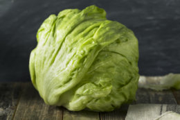 Iceberg Lettuce Just $0.99 at ShopRite! {No Coupons Needed}