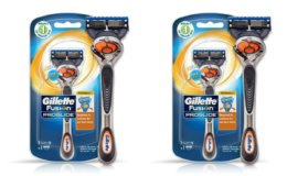 3 FREE + $2 Money Maker on Gillette Fusion ProGlide or ProShield Razors at Walgreens!