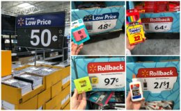 Top 10 Back to School Items Under $1 at Walmart -  $0.50 Elmer's Glue, Crayola Crayons & More! {No Coupons Needed}