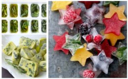 10 Things You Can Freeze in Ice Cube Trays That Will Surprise You!